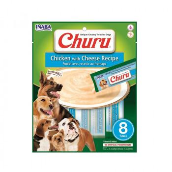 Dog Churu Pollo con Queso