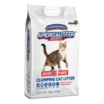 Arena Sanitaria America Litter Dust Free