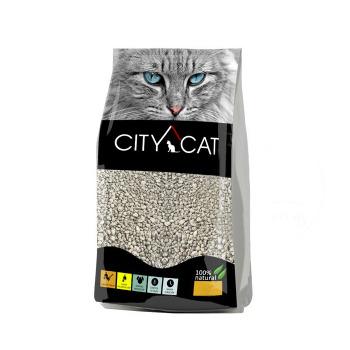 Arena Sanitaria City Cat Aglutinante Pack 10KG