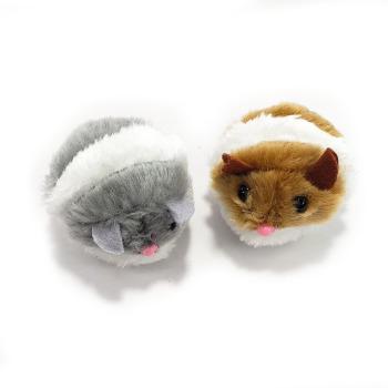Wonder Cat Juguete Raton Con Vibracion 8x6cm