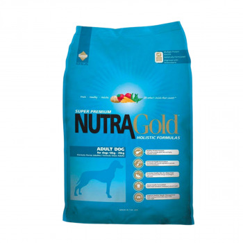 Nutra Gold Pollo Adult