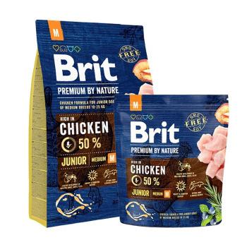 Brit Care Premium Nature Junior Medium