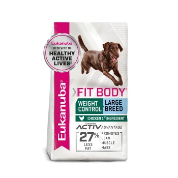 Eukanuba Fit Body Large Breed Weight Control