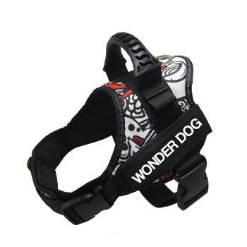 Arnes Wonder Dog Pro Blanco y Negro