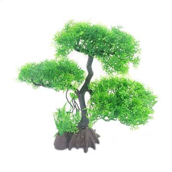 Planta 24x24cm Adorno para Acuarios