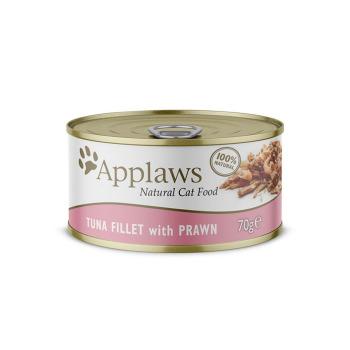 Applaws Filete de atún natural con Camarones