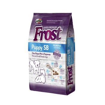 Frost Puppy SB Razas Pequeñas y Medianas Super Premium