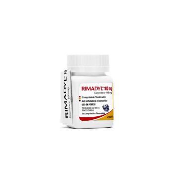Rimadyl Anti-inflamatorio 100 mg