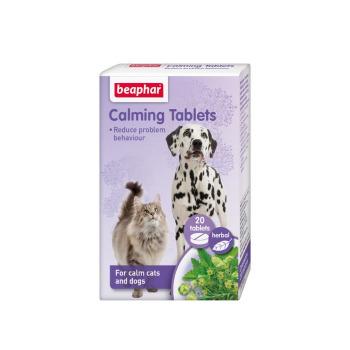Beaphar Calming tabletas para Perros y Gatos