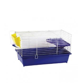 Jaula 2 Pisos para Conejos y Cuy