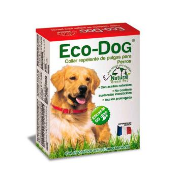 Collar Eco-Dog Antipulgas Para Perros