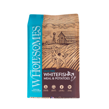 Sportmix Wholesome Grain Free WitheFish Meal & Potatoes