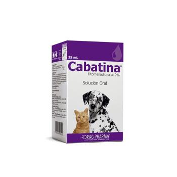 Cabatina Vitam K1 oral 25ML