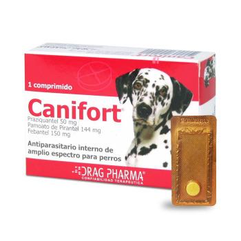 Canifort 1 Comprimido