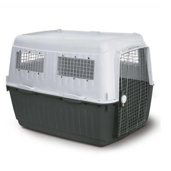 Transportadora Con Rejilla Metálica Bracco Travel 7 para Perro