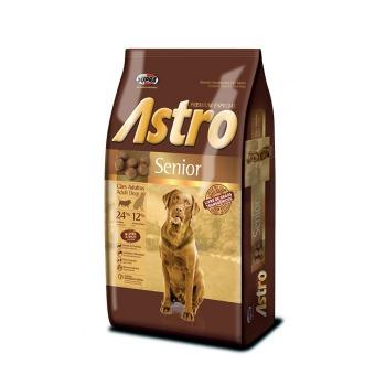 Astro Senior Dog