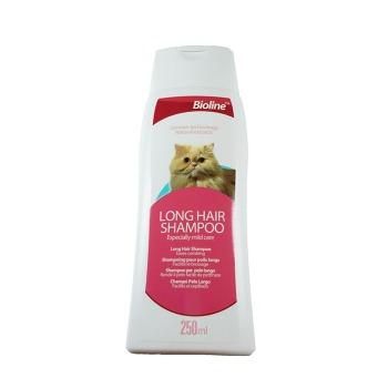 Biolinen Shampoo para Gato de Pelaje largo