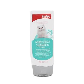 Bioline Shampoo De Pelaje Blanco O Claros