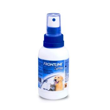 Frontline Spray Elimina Pulgas y Garrapatas