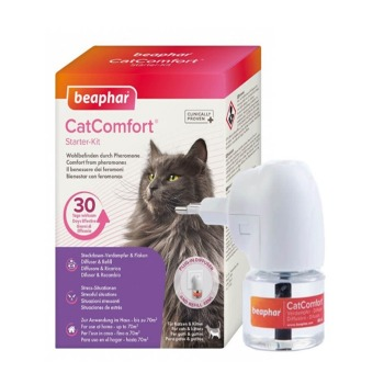 Bephar Feromonas Cat Comfort Repuesto + Difusor