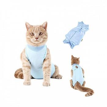 Traje Post-Operatorio para Perros y Gatos