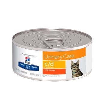 Hills Lata Urinary Care C/D Multicare