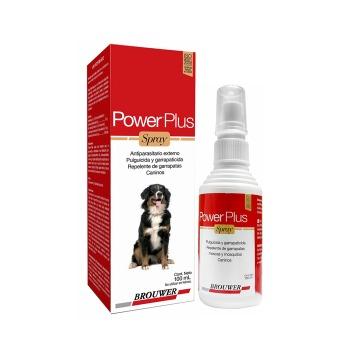 Power Plus Spray Antiparasitario