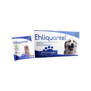 Ehliquantel Antiparasitario Interno 1 Comprimido
