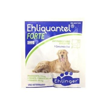 Ehliquantel Forte Antiparasitario Perro 1 Comprimido