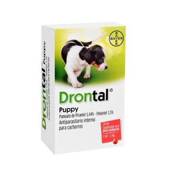 Drontal Puppy Antiparasitario Interno 20 ML Oral