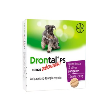 Drontal Plus Antiparasitario interno 10 KG