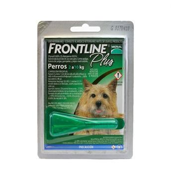 Pipeta Frontline Plus hasta 10 KG