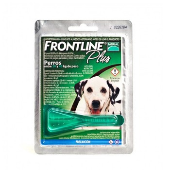 Pipeta Frontline Plus de 20 a 40 KG