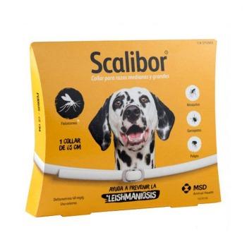 Scalibor Collar Antipulgas y Garrapatas