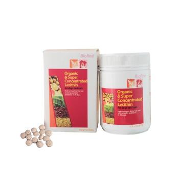 Bioline Lecitina Organica Super Concentrada