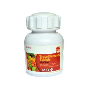 Bioline Multivitaminas Trace Elements Tablets