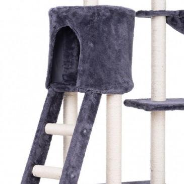 Rascador de torre con Hamaca y Nido
