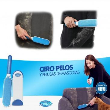 Cepillo Limpia Pelos y Pelusas