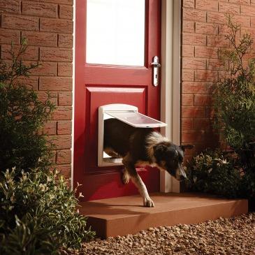 Puertas Abatibles para Perro
